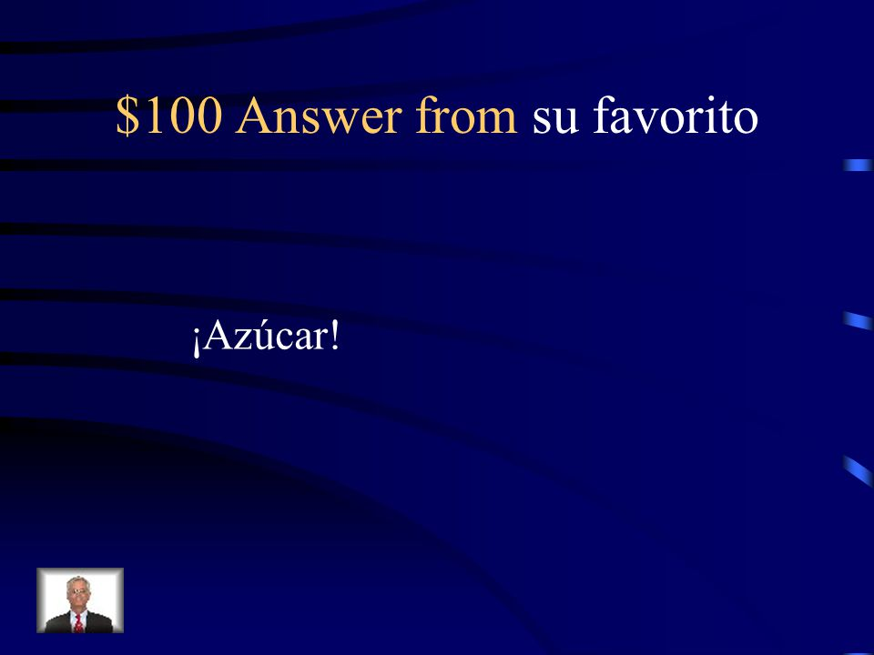$100 Question from su favorito What is her favorite phrase while performing?
