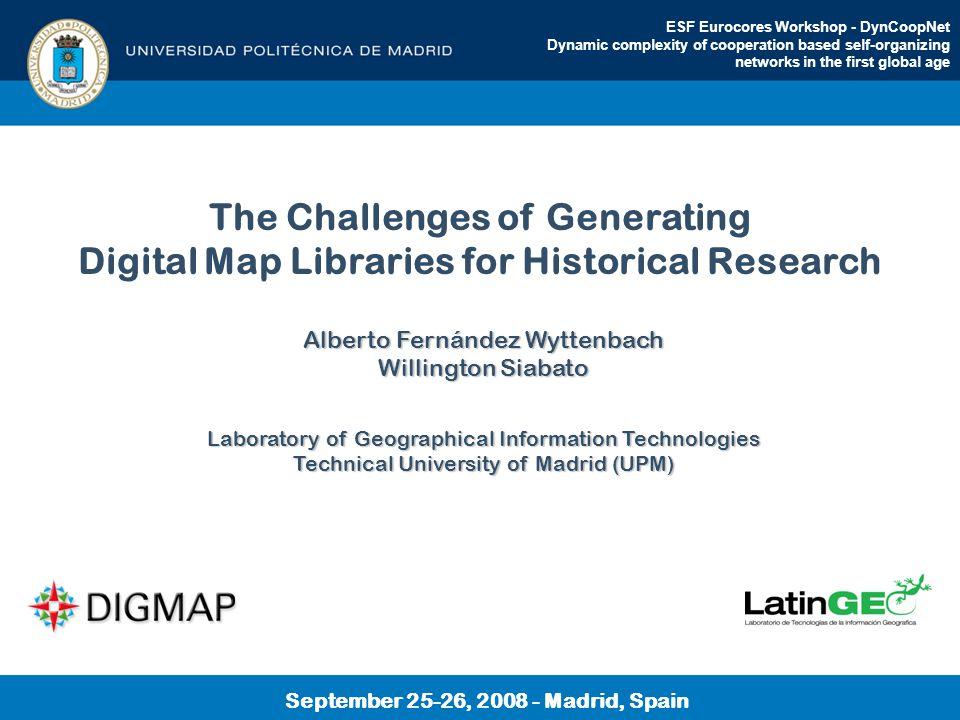 2008 – Technical University of Madrid (UPM) – A.F.