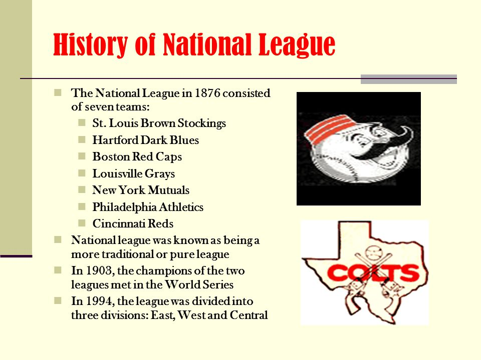 History of American League The American League is one of two leagues that make up Major League Baseball (MLB).