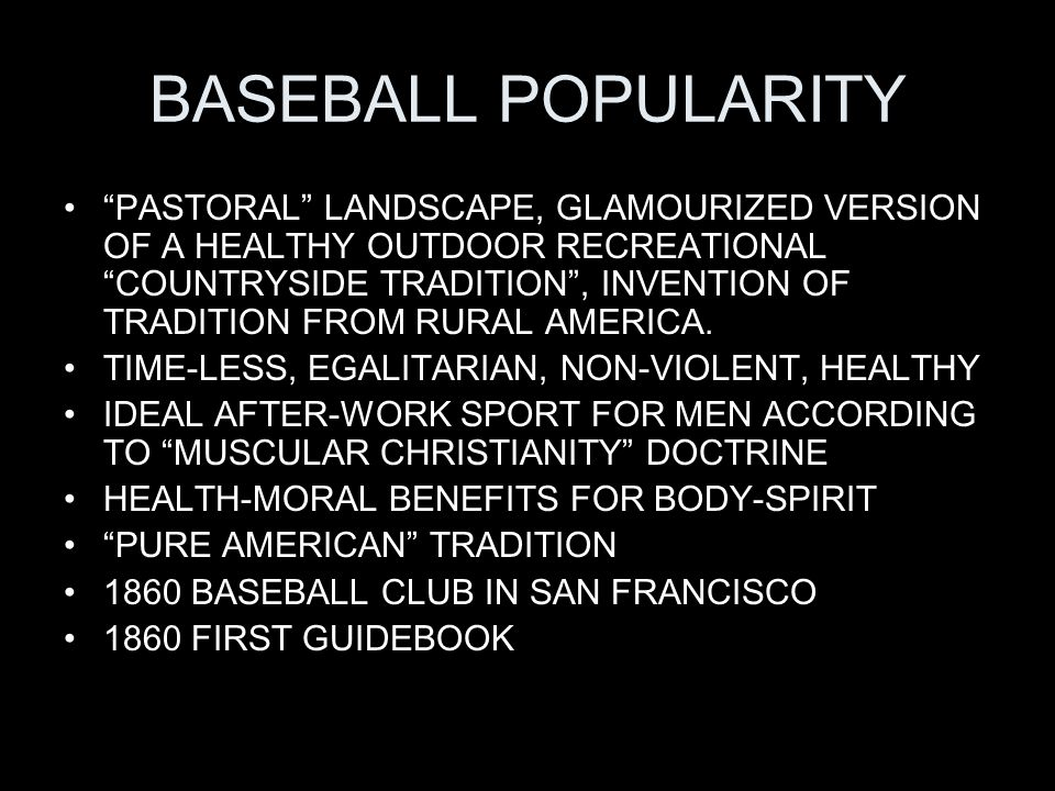 BASEBALL POPULARITY HENRY CHADWICK, B.1824 ENGLAND, EMIGRATED AT 12 TO THE U.S.