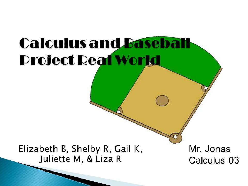 Elizabeth B, Shelby R, Gail K, Juliette M, & Liza R Mr. Jonas Calculus 03