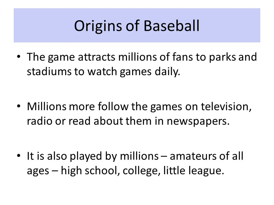 Baseball's Golden Age Television also revolutionized the game.