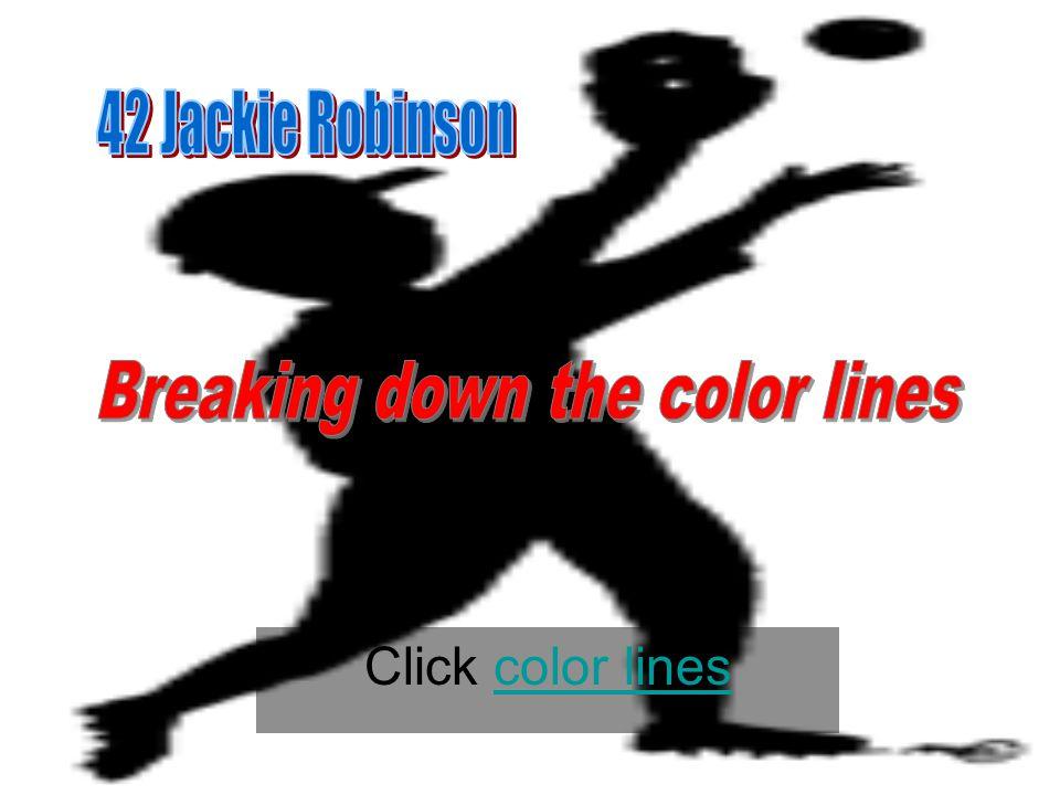 Click color linescolor lines
