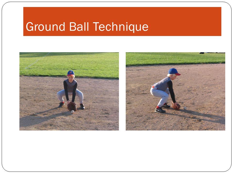 Ground Ball Technique