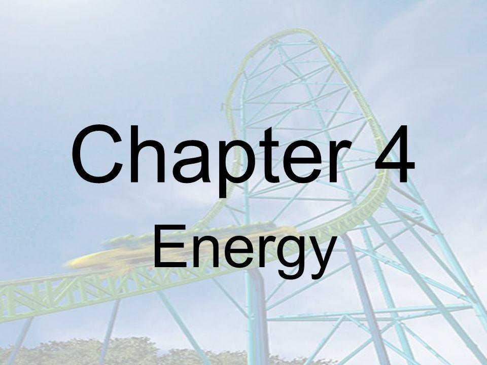 Chapter 4 Energy