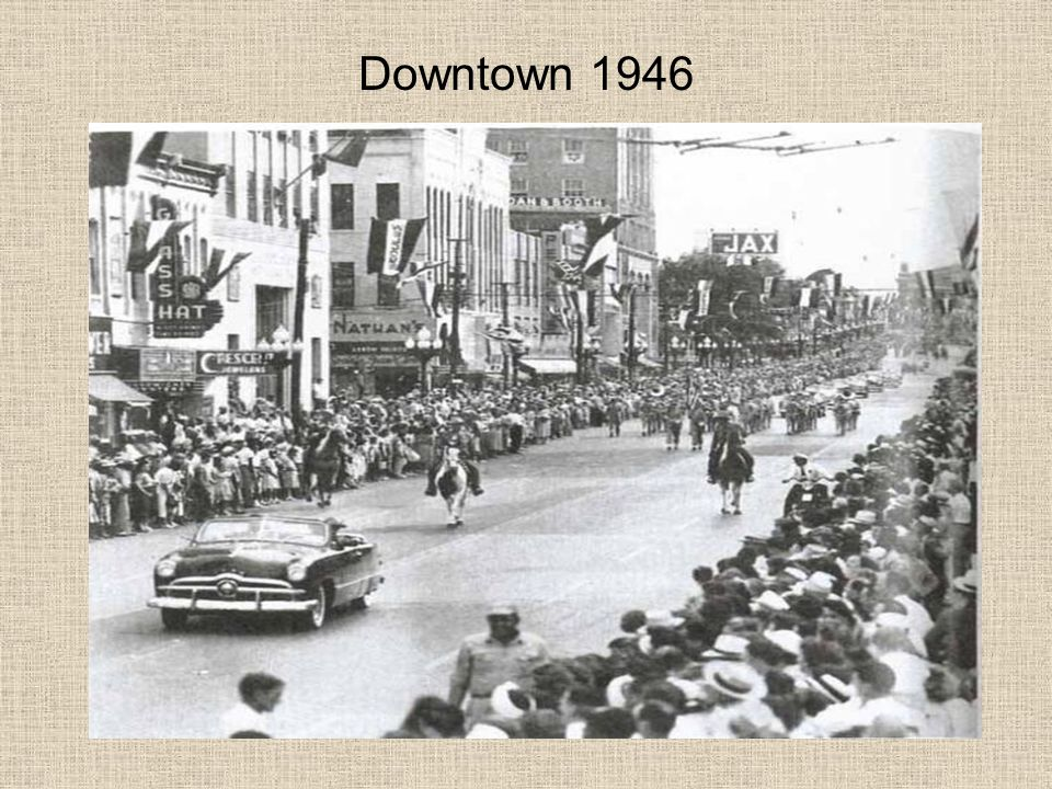 Downtown 1946