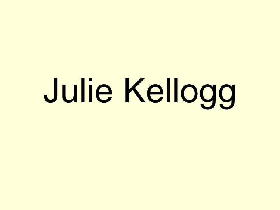Julie Kellogg