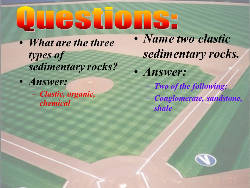 8 What is the main igneous rock that you would find on an ocean plate? Answer: –Basalt What course- grained igneous rock makes up many mountains? Answ