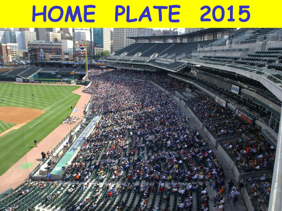 HOME PLATE 2015