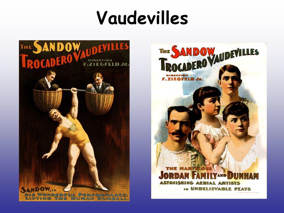 Vaudevilles