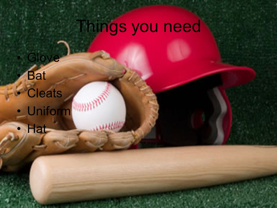 Reference page http://inventors.about.com/od/bstartinventi ons/a/Baseball.htmhttp://inventors.about.com/od/bstartinventi ons/a/Baseball.htm http://www.wikipedia.org/ http://www.schools.pinellas.k12.fl.us/educ ators/tec/mutert2/begbb.html