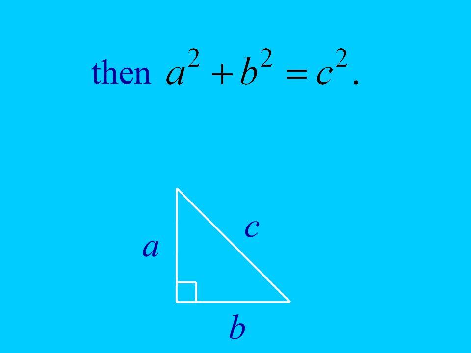 then a b c
