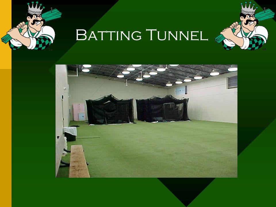 Batting Tunnel