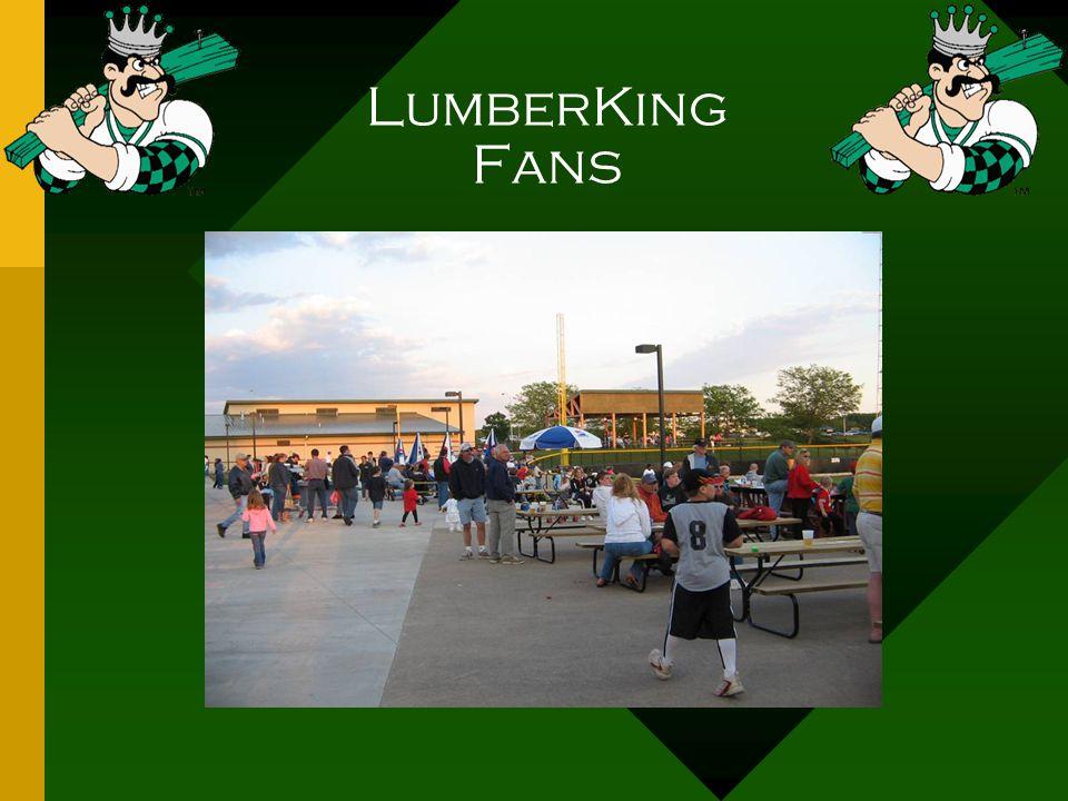 LumberKing Fans
