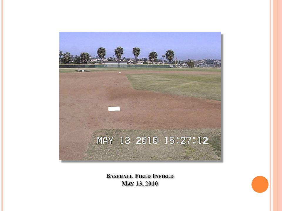 B ASEBALL F IELD I NFIELD M AY 13, 2010