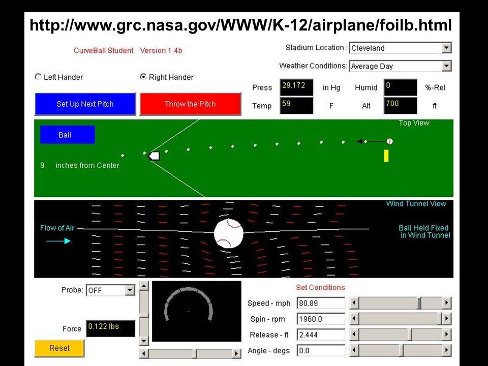 http://www.grc.nasa.gov/WWW/K-12/airplane/foilb.html