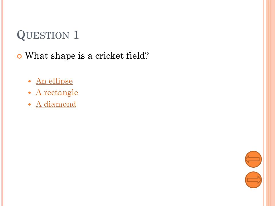 Q UIZ We will now have a short 5 question quiz to test what has been learned in this module.