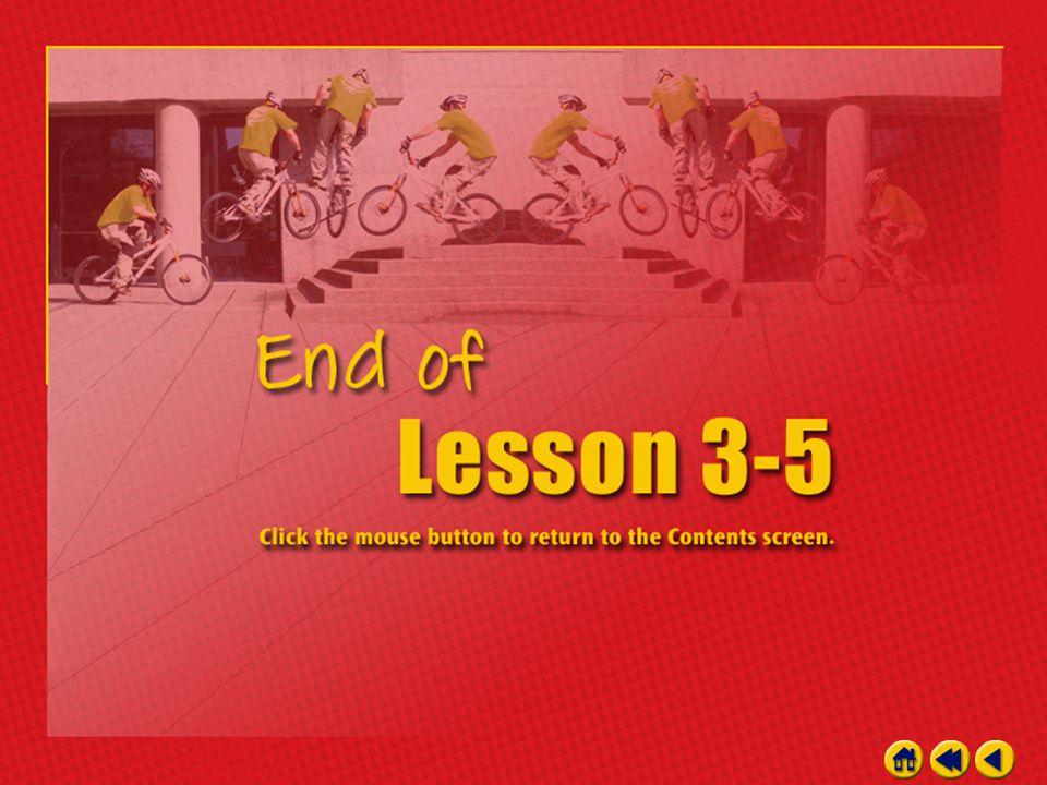 Example 5-5b Answer: 70.13 ALGEBRA