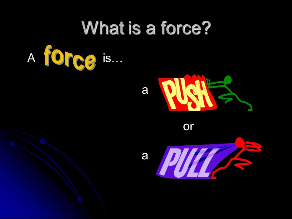 Forces Continued Forces always come in pairs.Forces always come in pairs.