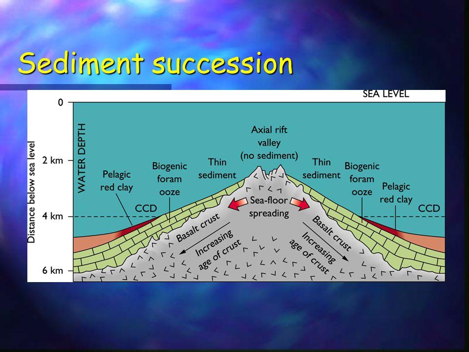 Sediment Accumulation