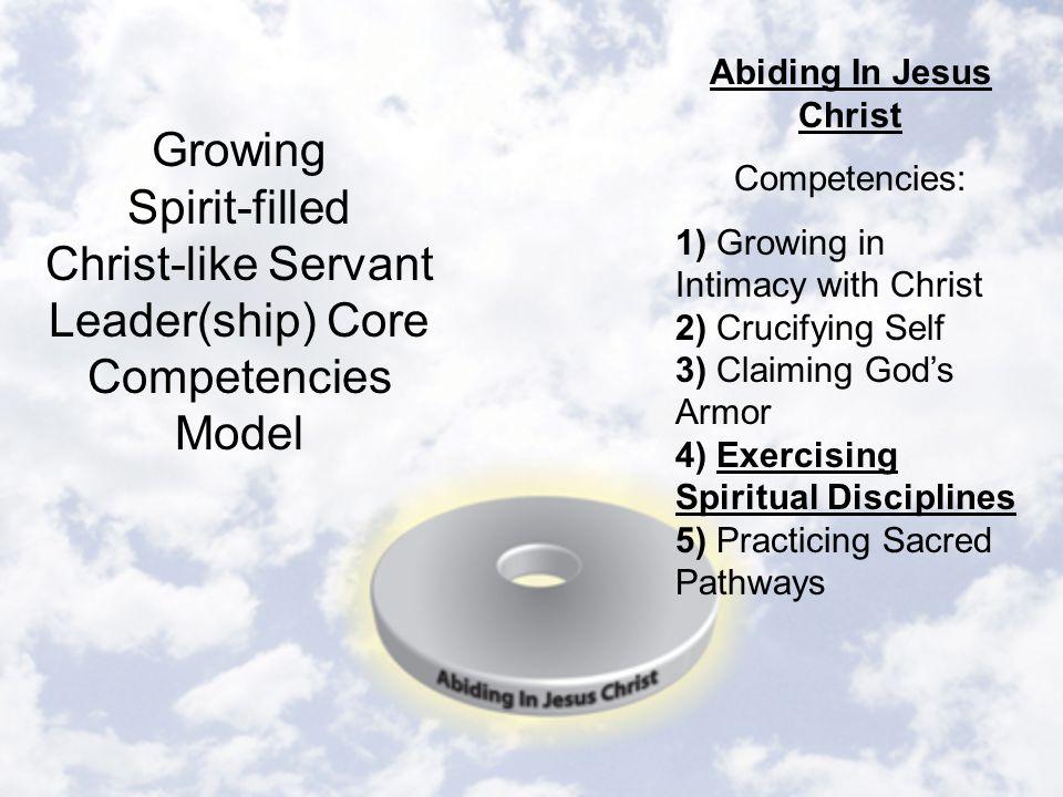 Exercising Spiritual Disciplines