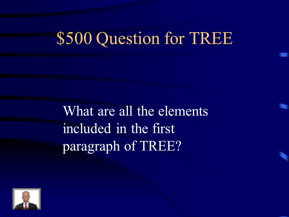 $400 Answer for TREE You simply say, An author wrote a…