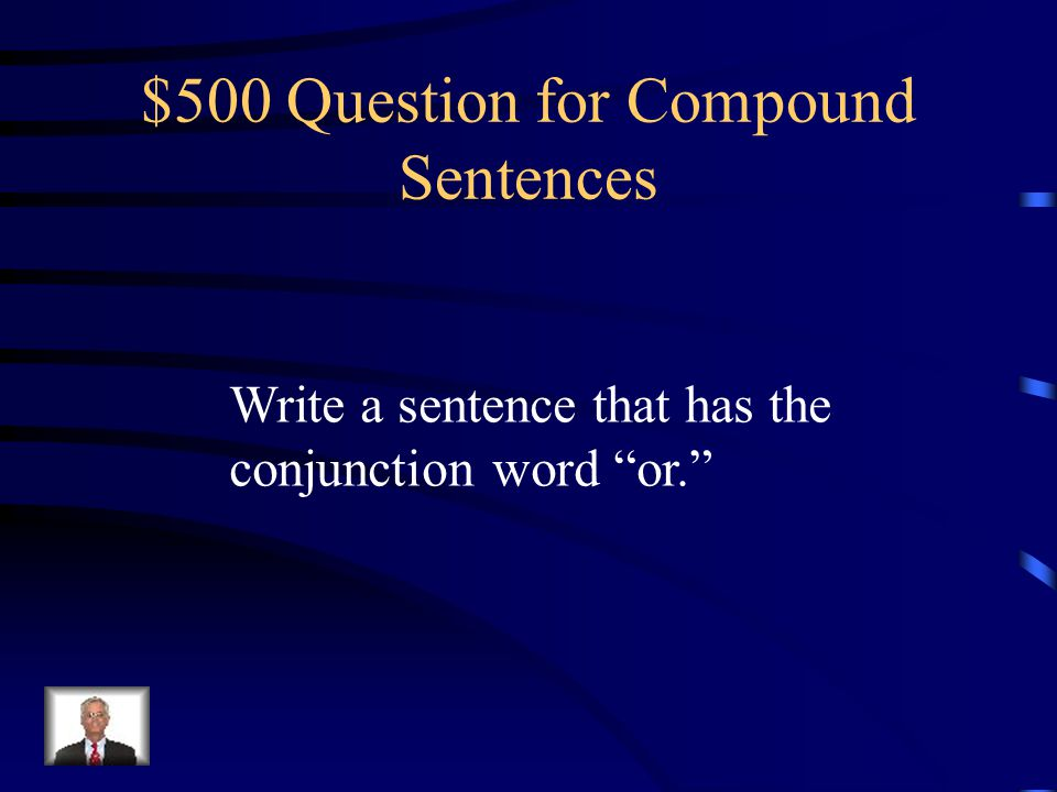 $400 Answer for Compounds Answers will vary