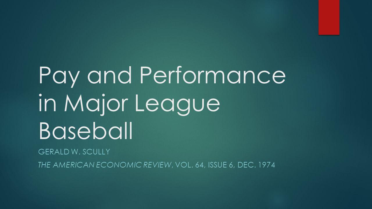 Background Baseball bringing in substantial revenue.