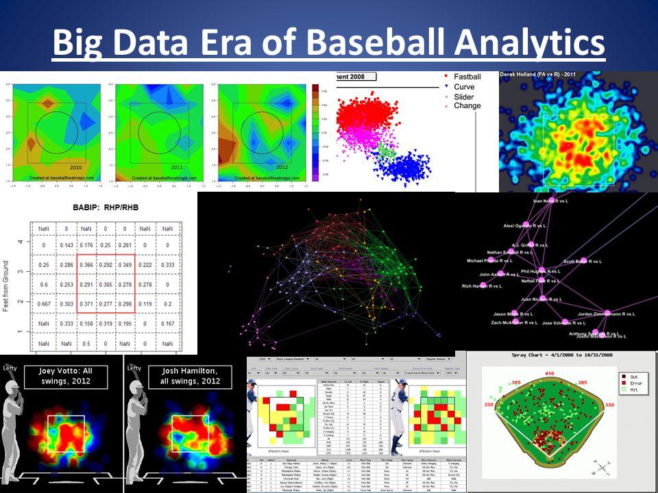 9 Big Data Era of Baseball Analytics