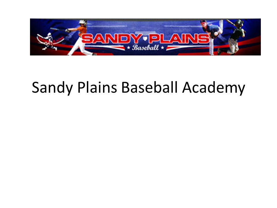 Sandy Plains Baseball Academy