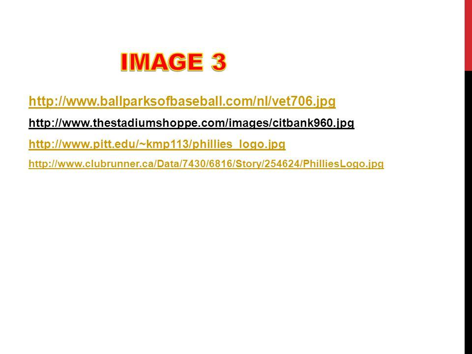 http://www.ballparksofbaseball.com/nl/vet706.jpg http://www.thestadiumshoppe.com/images/citbank960.jpg http://www.pitt.edu/~kmp113/phillies_logo.jpg http://www.clubrunner.ca/Data/7430/6816/Story/254624/PhilliesLogo.jpg