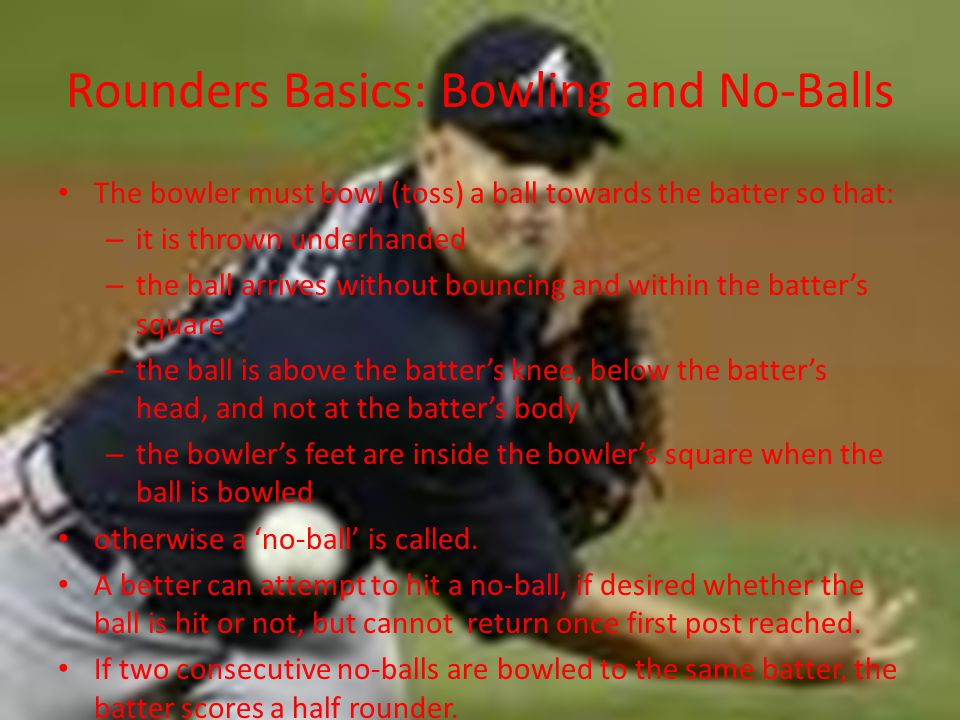 How can i train to improve been a backstop in rounders?