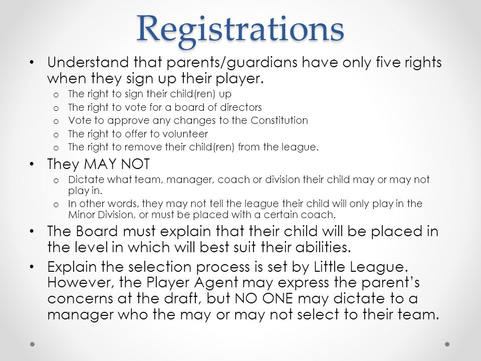PROOF-OF-AGE REQUIREMENTS ACCEPTABLE FORMS OF PROOF OF BIRTH DATE 1.