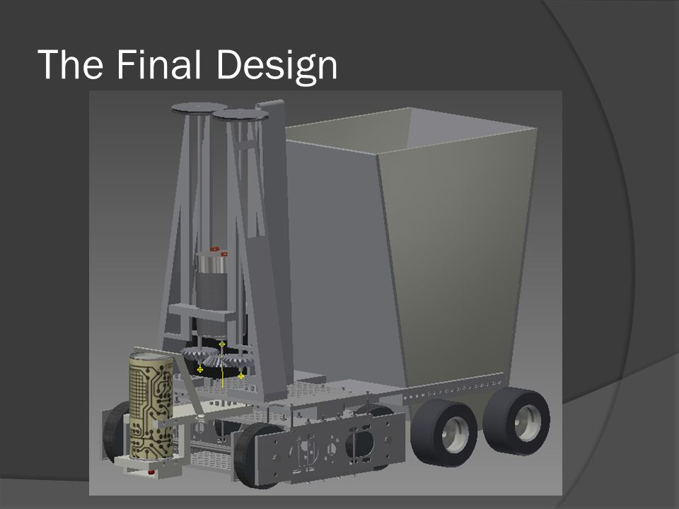 The Final Design