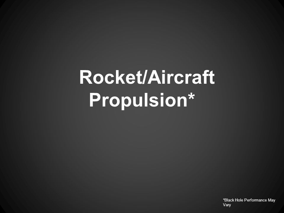Rocket engines are, on the one hand, so simple that you can build and fly your own model rockets very easily.
