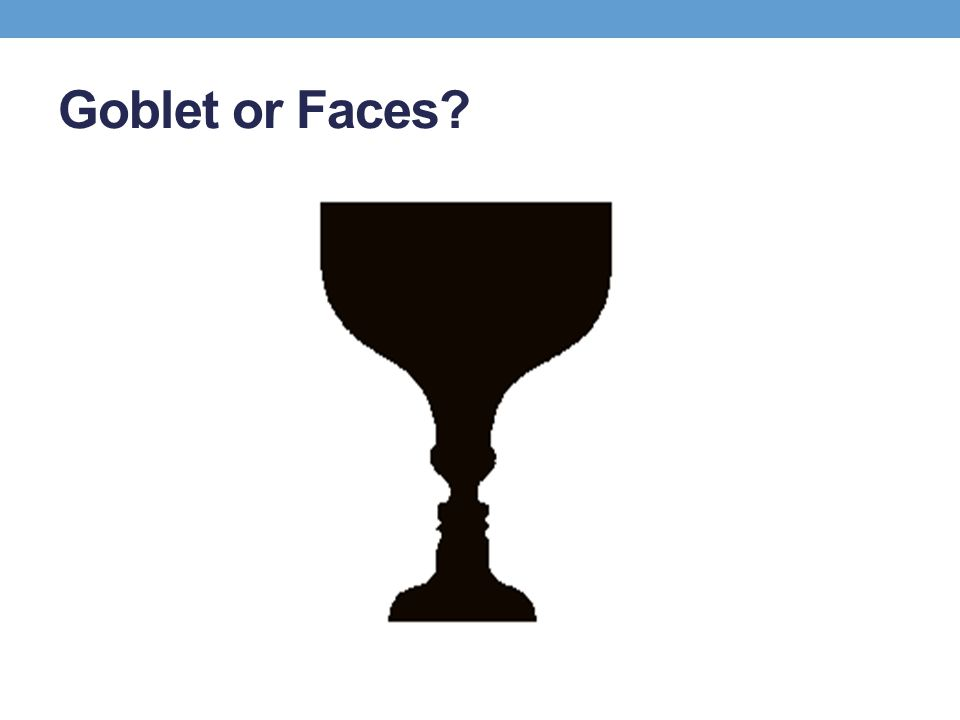 Faces or Vases?