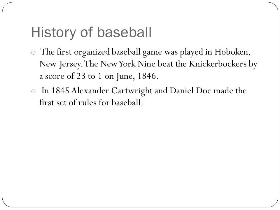 Charles Radbourn o He was born on December 9, 1854 in Rochester, New York.