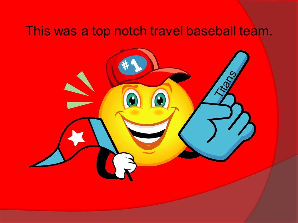 Josh is a baseball great.
