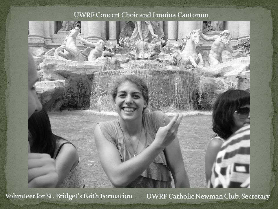 UWRF Concert Choir and Lumina Cantorum Volunteer for St.