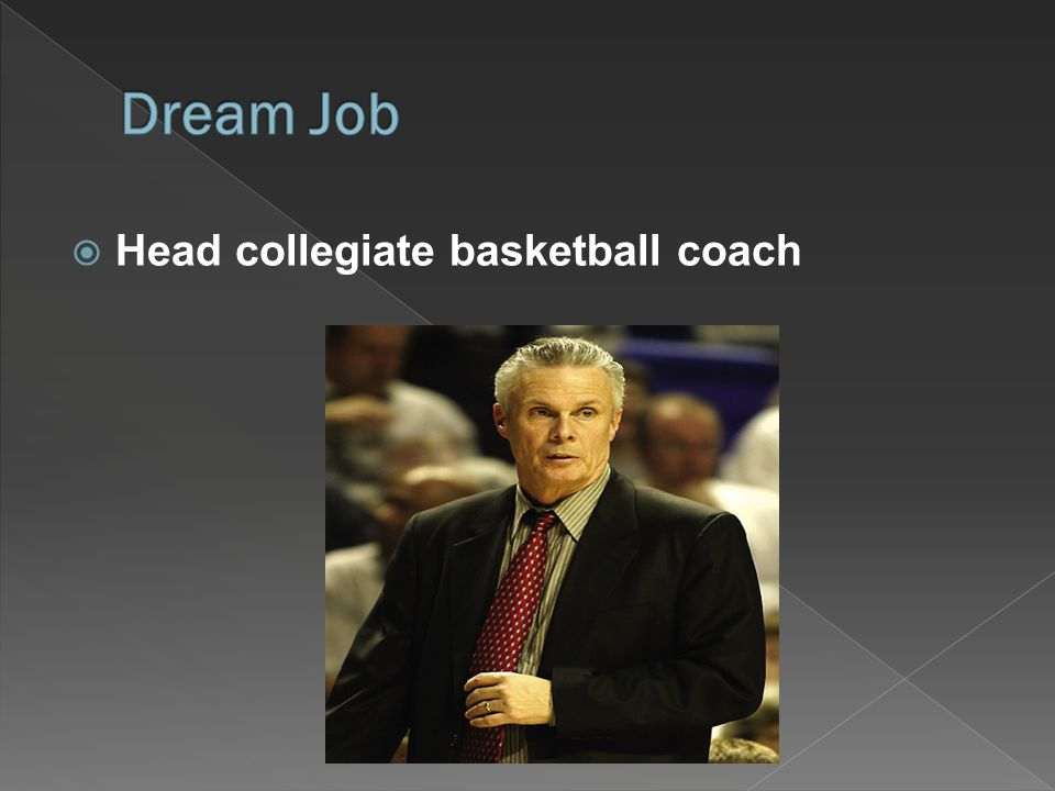  Head collegiate basketball coach