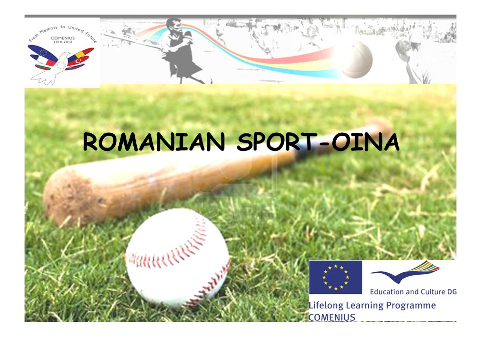 ROMANIAN SPORT-OINA