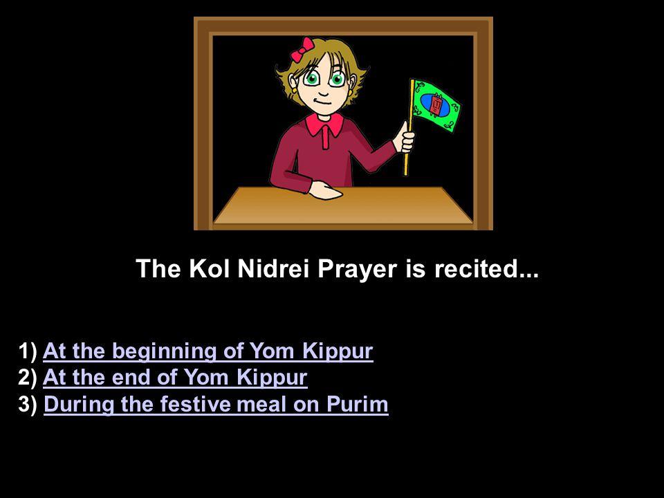 CORRECT! How many days is the holiday of Yom Kippur celebrated 1