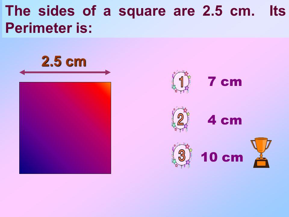 45cm 35cm What is the Perimeter of this monitor? 150 cm 160 cm 70 cm