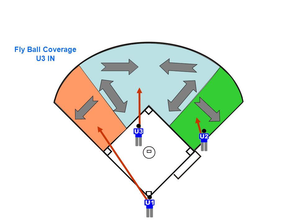 Fly Ball Coverage U3 IN