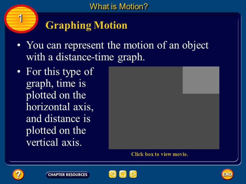 Average speed, instantaneous speed, and constant speed are illustrated here. Average Speed What is Motion? 1 1