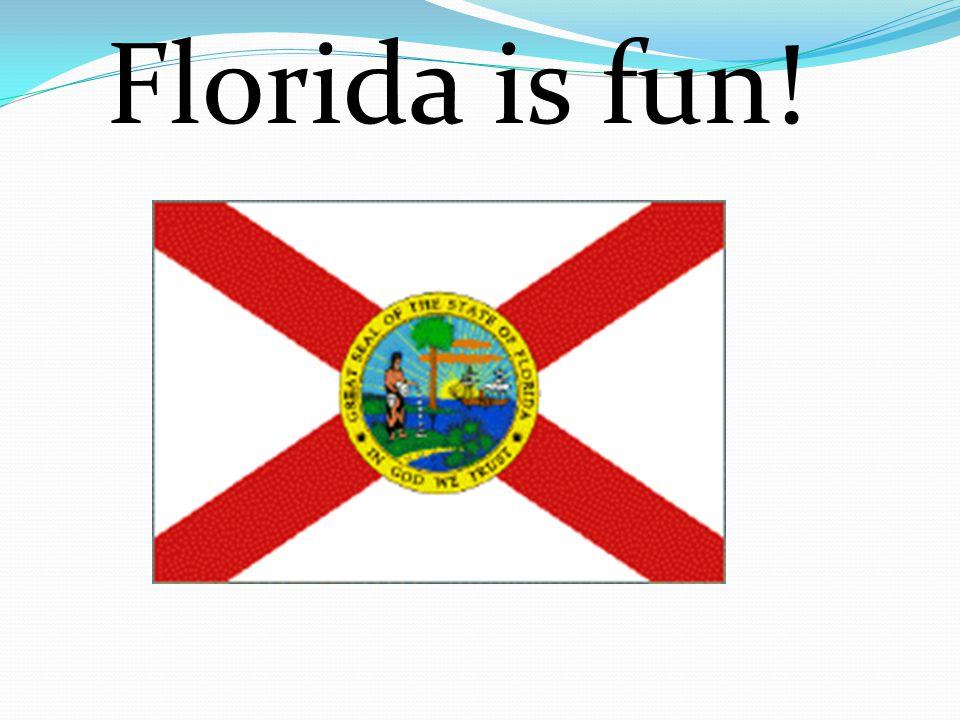 Florida is fun!