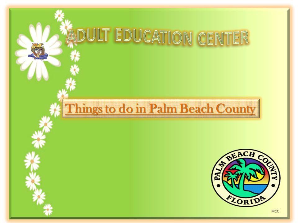 John Prince Park Juno Beach Flagler Dr.
