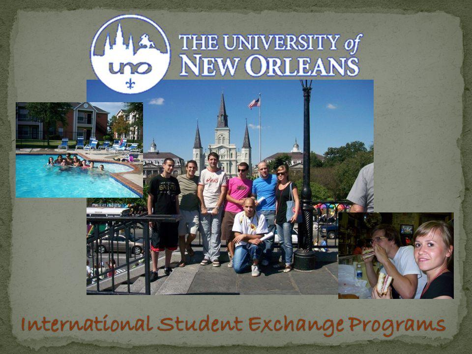 International Student Exchange ProgramsInternational Student Exchange Programs
