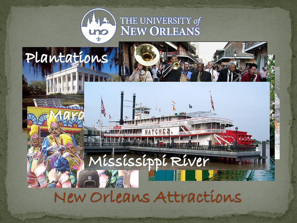 New Orleans AttractionsNew Orleans Attractions