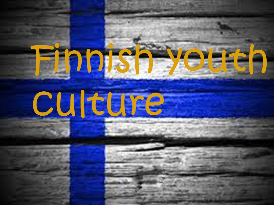 Finnish youth culture